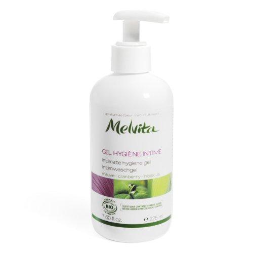 Melvita Gel toilette intime Mauve Cranberry Hibiscus 225ml