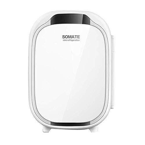 Mini refrigerador de Coche de 6L, refrigerador y Calentador de Coche eléctrico, Nevera portátil para Coche, residencias de Estudiantes para Coches y Camiones