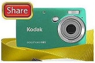 Kodak EasyShare Mini M200 10 MP Digital Camera with 3x Optical Zoom and 2.5-Inch LCD (Aqua Green)