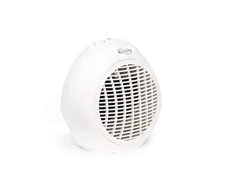 Argo Scilla - Calefactor tradicional, color blanco
