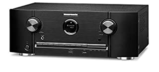 Sintoamplificatore Home Cinema 7.2 canali, potenza 180 watt per canale luetooth, Current feedback, Marantz HDAM, Dolby TrueHD, DTS HD, Dolby Atmos (5.1.2), DTS:X e Virtual:X, 32bit DAC, Audyssey MultEQ XT, Audyssey app support, 7+1in / 2out HDMI, HDC...