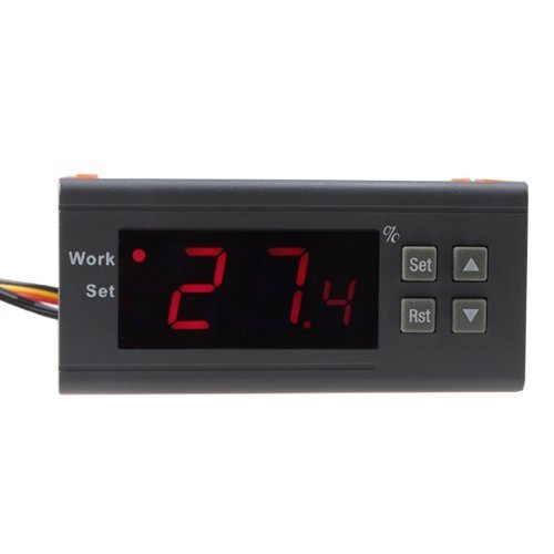 AGPtek WH8040 Digital Air Humidity Controller 1%~99% RH Range HM-40 Sensor Type