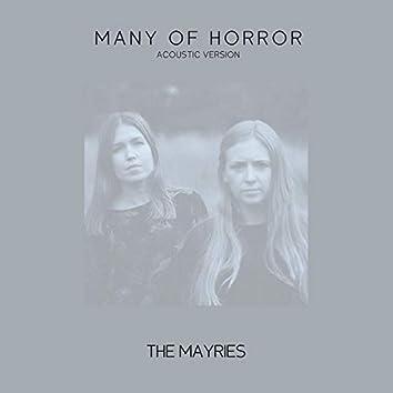 Many Of Horror