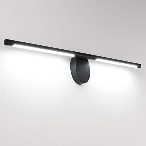 Klighten 16W LED Spiegelleuchte Badezimmer Spiegelleuchten 71CM Badleuchte für Wandbeleuchtung und Badezimmer Schminklicht Wandleuchte Badlampe Weißlicht 6000K