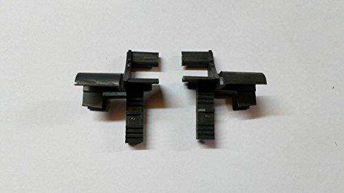 Rolladen Einlauftrichter- Vorbaurollladen- Trichter - f. FS 53mmx22mm Rollo anthrazitgrau
