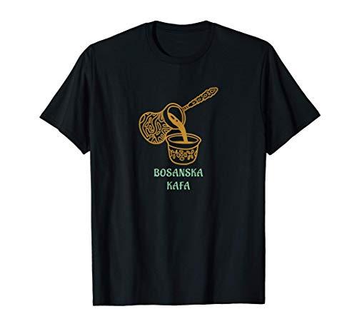 Balkan - Bosnischer Kaffee Bosanska kafa T-Shirt