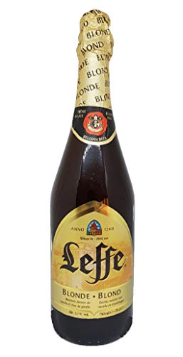 BIRRA LEFFE BLONDE CL.75x6 (CARTONE)