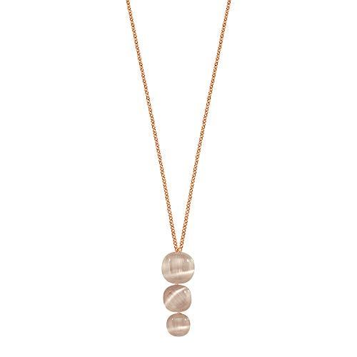 Morellato SAKK74 - Collana da donna con ciondolo a forma di occhio di gatto in argento Sterling 925