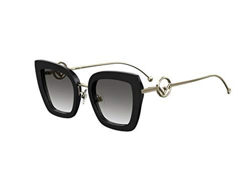 FENDI Damen FF 0408/S Sonnenbrille, 807, 51