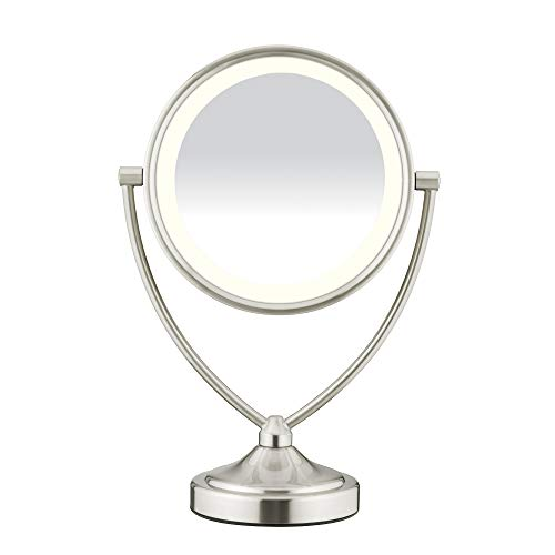 Conair Reflections Double-Sided Fluorescent Lighted Vanity Mirror