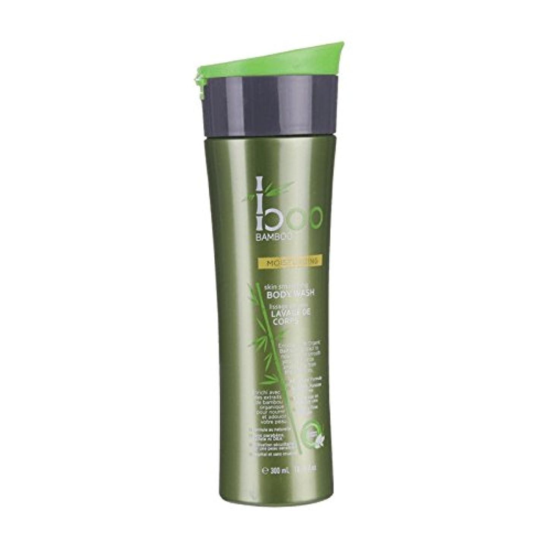 通知する畝間ふりをするBoo Bamboo Moist Body Wash 300ml (Pack of 6) - 竹しっとりボディウォッシュ300ミリリットルブーイング (x6) [並行輸入品]