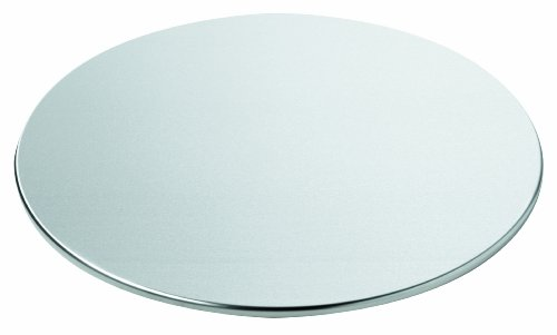 Dancook Lid - (product no. 110 102), designed to fit for Fire-pit 9000, Stainless Steel.
