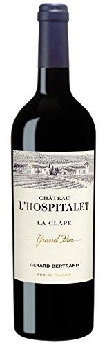 6x 0,75l - 2016er - Gérard Bertrand - Château L'Hospitalet - Grand Vin Rouge - La Clape A.P. -...