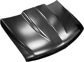 Key Parts 0856-035 Steel Cowl Induction Hood 1999-2002 Chevy Silverado