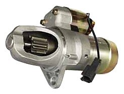 TYC 1-17713 Nissan Maxima Replacement Starter