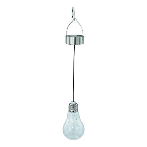 Eglo 48514 Lampe solaire, intégré, argent