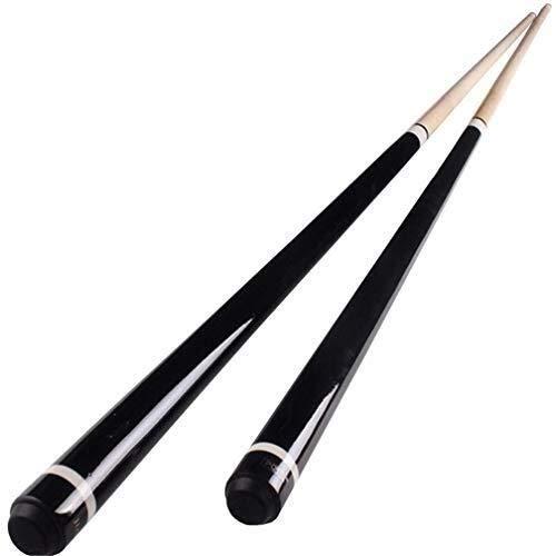 Taoke Queuen, 1.2m Short Rod Adult Haushalt Big Head Maple Nine Ball-Billard-Bar (Standard Gewicht) 8bayfa