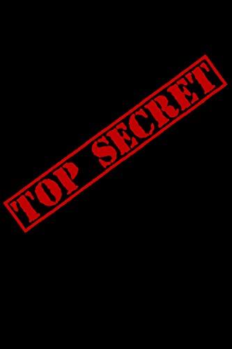 TOP SECRET: Carnet Codes secrets - Organisateur de mots de passe - Carnet de bord de votre Patrimoine Financier et Immobilier - Mes Notaires - Mes Avocats - Lignes Téléphoniques - Mes recommandations