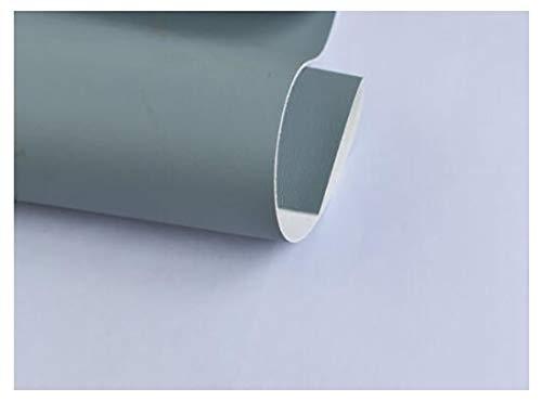 GERYUXA Cuero para manualidadespiel sintética para reparación de tapicería, Manualidades, Costura, sofá, Bolso de Mano, Lazos para el Pelo, decoración1,37 m de ancho-T18 1.37x3m