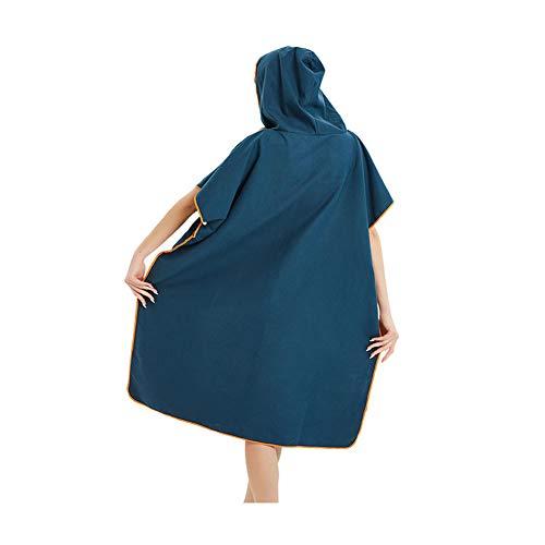Zonnebloem veranderen gewaad voor strand bad zwemmen surfen, kap Poncho handdoek, snel droge handdoek dressing jurk