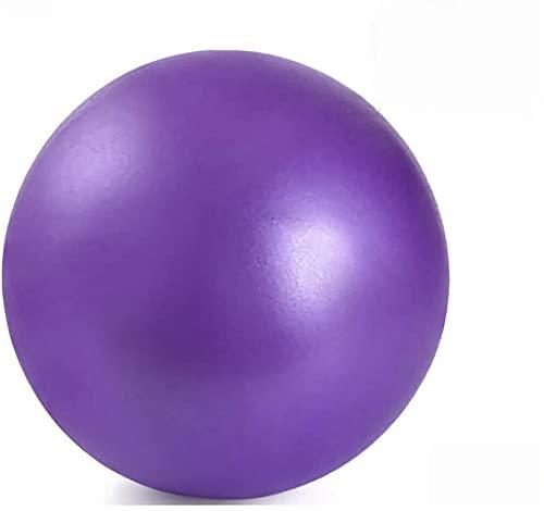 LSZ Pelota de Ejercicio Pequeña Bola de Yoga Anti-compresión y explosión, Respetuoso con el Medio Ambiente Material de PVC Fitness Ball Ball Pelota de Ejercicio