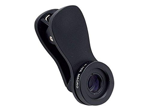 GIMA 31155 lens voor smartphone, Macro 12X