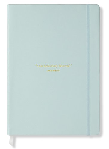 Kate Spade New York Take Note Notebook XLarge, Excessively Diverted