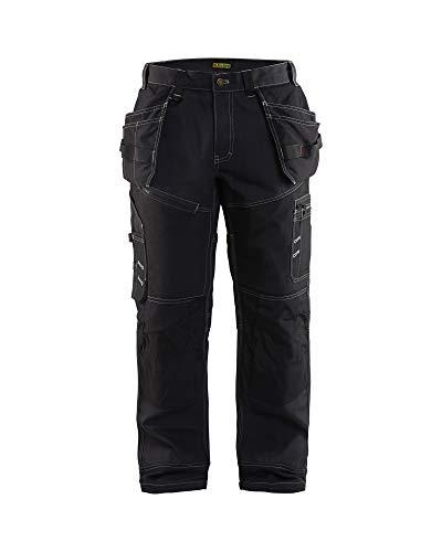Blakläder Arbeitshosen Bundhosen Polyester X1500 1500, Farbe:schwarz;Größe:30
