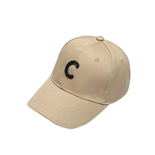 aiyvi Baby Kinder Baseball Kappe Hüte Baskenmütze Sonnenschutz Brief Cap Einfarbig Dünner Abschnitt,für 1-5Jahre Junge Mädchen
