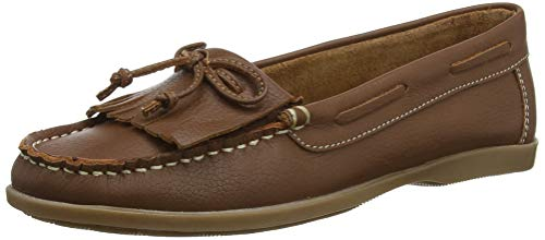 Hush Puppies Damen Coco Mokassin, Braun (Brown (Tan 44) 44), 38 EU