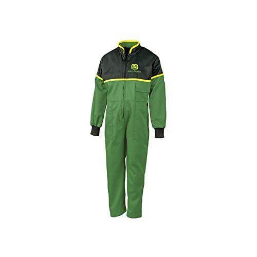 Genuine John Deere Baby Romper Suit Juniper Green Children/'s Overall Christmas
