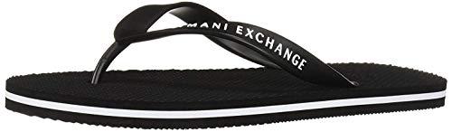 Armani Exchange Flip Flop Pvc + eva teenslippers voor heren