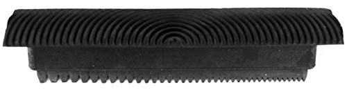 Taco veteador 10 cm. Para crear imitaciones de madera. 100% caucho natural.