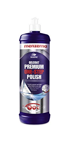 menzerna Marine GELCOAT One-Step Polish 1 Liter Politur Bootspolitur