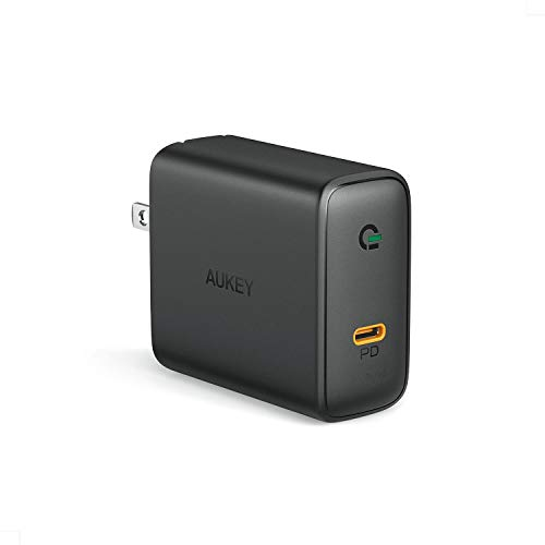 Aukey 60W GaN PD USB-C 3.0 Wall Charger -$16.75(42% Off with code)
