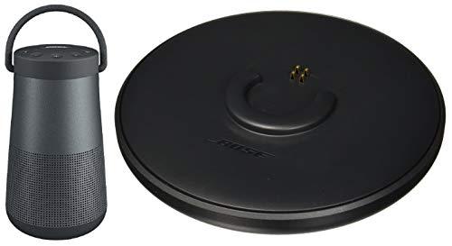 Bose Soundlink Revolve+ 739617-5130 Wireless Portable Bluetooth Speaker (Triple Black)
