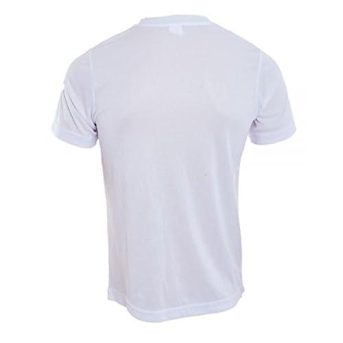 Siux Camiseta COMPETICION Blanco: Amazon.es: Deportes y aire ...