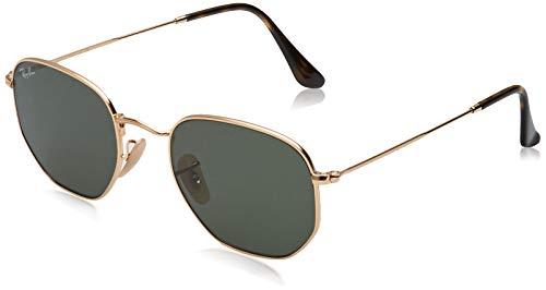Ray-Ban G-15 Gafas de sol verde clásico RB3548N oro