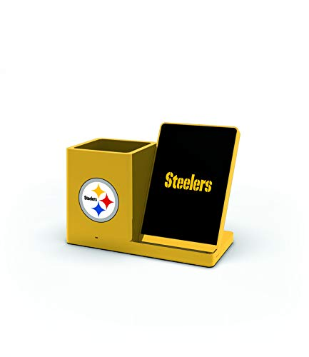 Steelers desktop organizer