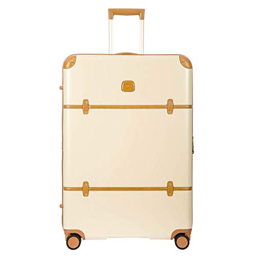 Bric's USA Luggage Model: BELLAGIO 2.0 |Size: 32' spinner trunk | Color: CREAM