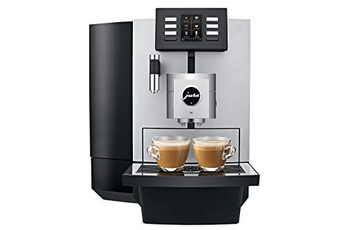 Review Of Jura X8 15177 Automatic Coffee Machine w/PEP 64oz Capacity Programmable
