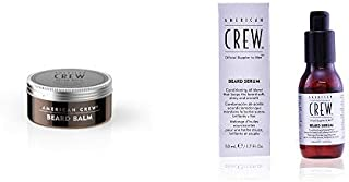 American Crew Beard Balm 60 g +Beard Serum 50 ml