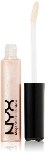 NYX Professional Makeup Mega Shine Lip Gloss, Baby Rose, 0.37 Ounce