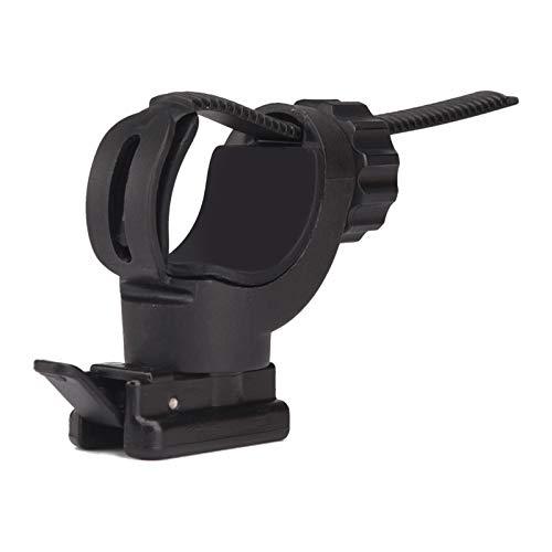LEMEGO Juego de accesorios para manillar de bicicleta de 6,5 pulgadas, soporte para teléfono móvil, color negro