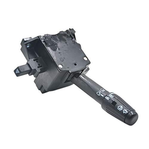 ASDFHUIOX Gire la señal de Giro del Interruptor de la señal Lever 4728424 629262 / Ajuste para Lebaron Dakota Durango RAM Pickup Truck (Color : Black)