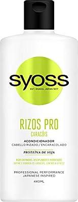 Syoss Acondicionador Rizos 440