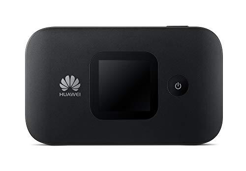 Huawei E5577 E5577-321 Punto de acceso WiFi móvil Hasta 12 horas de tiempo de trabajo Viajar Portátil Sim Card Router Mifi (4G LTE en...