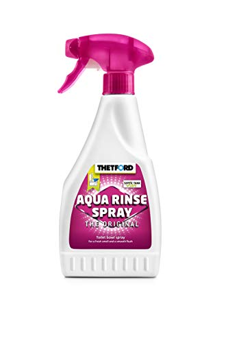 Thetford 30217AK Aqua Rinse Spray, 500 ml