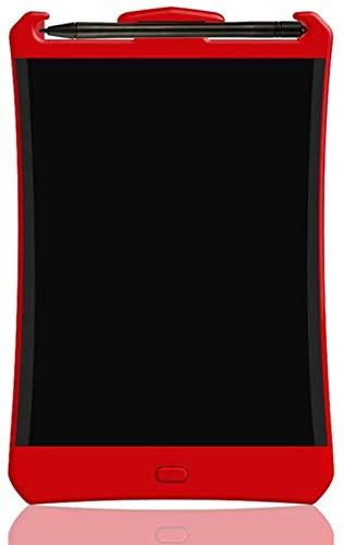 PJPPJH Tablero de Escritura LCD Tableta de Dibujo artístico Versión Mejorada Tableta electrónica, Tablero de Escritura a Mano portátil con gráficos Digitales Ewriter de 10 Pulgadas con Memoria