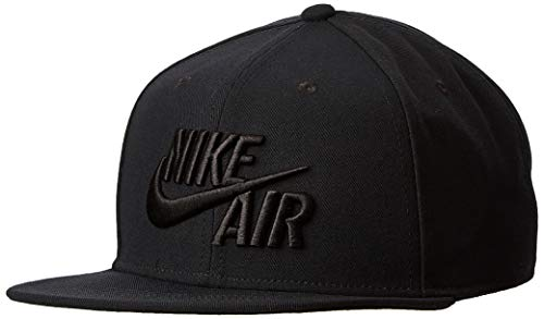 U NSW Pro Cap Air CL - AV6699-011 Black/Black-One Size